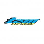Bague de friction inférieure Paioli USD/Blue Steel 46