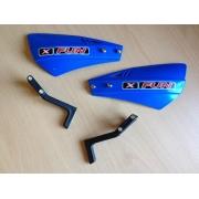 Protèges-mains X-Fun FLY Bleu TM Racing