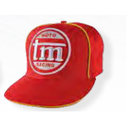 "Casquette TM Racing ""Vintage"""