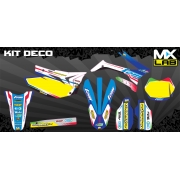 Kit Déco  complet Tom Off Road 2016 ( Personnalisable )