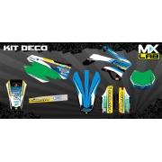 Kit Déco complet Tom Off Road 15' TM 2012 à 2014 (Personnalisable)