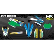 Kit Déco complet Tom Off Road 15' TM 2012 à 2014
