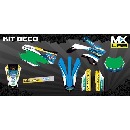 Kit Déco complet Tom Off Road 15' TM 2012 à 2014