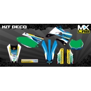 Kit Déco complet Tom Off Road 15' TM 2005 à 2012 (Personnalisable)