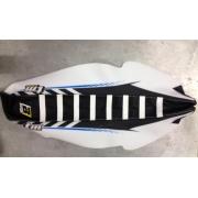 Housse de selle Blackbird Zebra  TM 2T TM Racing France 2016