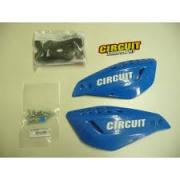 Protèges-mains CIRCUIT Vector Bleu TM Racing - la paire (origine 2016)