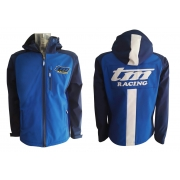 Soft-shell TM Racing bleu 2017