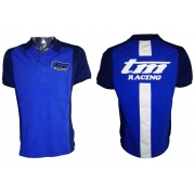 Polo TM Racing bleu 2017