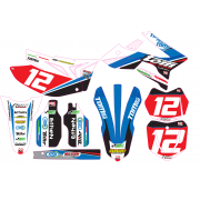 Kit déco complet Tom Off Road 2019 Personnalisable
