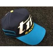 Casquette TM Racing Visière Bleue