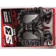 Repose-Pieds S3 Hard Rock Enduro TM Titanium