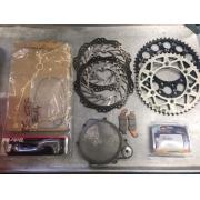 Lot de pièces Honda CRF 2014