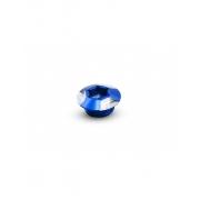 Bouchon de carter allumage SM Project Bleu